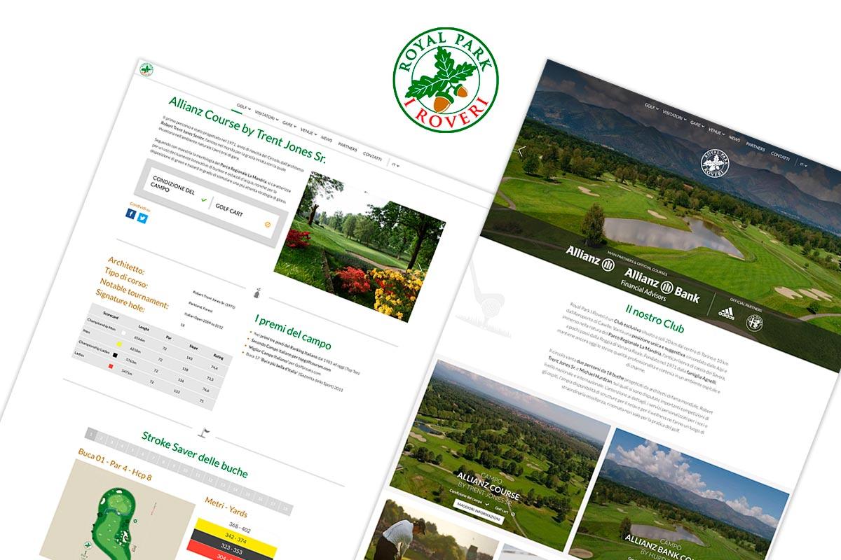 creatiweb-web-agency-torino-royal-park-golf